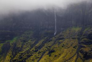 A misty day in Iceland by vlad-m