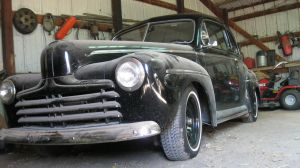 46 Ford coupe by leleva