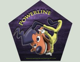 Groovy Powerline by errantscarecrow
