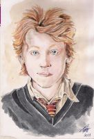 Ron Weasley HP3 by Karenscarlet