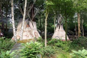 TEEPEES by louboumian