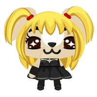 PS Misa Amane by michpolainas