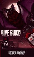Give Blood by KanaRae