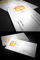 Coffeedesign vcard by ahsanpervaiz