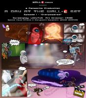 A day at the WALL-E Set ep 1 by cri86