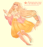 Paparadscha Redesign by D-iversa