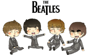 The-beatles by daisymcqueen