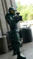 AE 2008 - Master Chief by sforrester