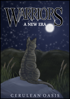 Warriors: A New Era Book Cover by CeruleanOasis