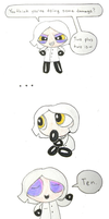 GLaDOS Comic by chickenpede