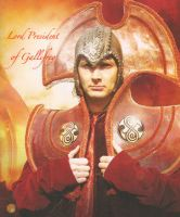 Lord President Of Gallifrey by cerys34