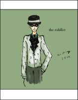 the riddler by gorotsuki