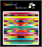 RAINBOW -gradients by w-melon