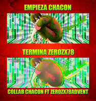 Collab con PQChacon Green Flow Babys by Zerozx78Advent