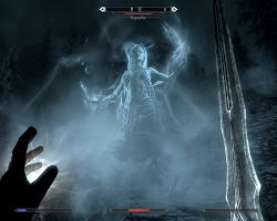 Skyrim - Mother of Ice by Dragonlord965
