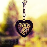 The key to my heart by EliseEnchanted