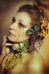 Floral art jewelry by julishland