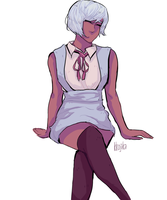 ayanami 2 by timidoodle