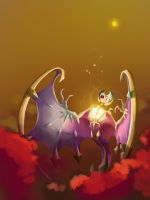 Chase The Light - Lunala|POKEMON