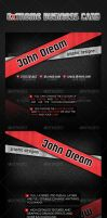 Extreme Business Card by panos46