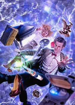 Doctor Who - Titan Comics:The Eleventh Doctor 3.1 by willbrooks