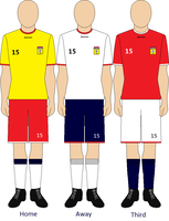 Manchukuo National Football Team by kyuzoaoi