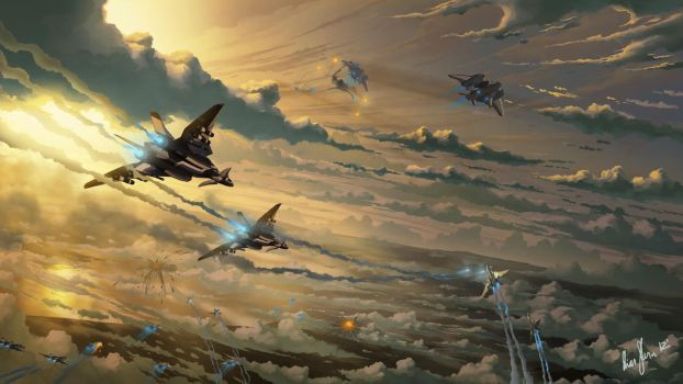 Air Superiority by LordDoomhammer