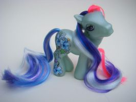 OOAK MLP Midnight Jasmine by eponyart