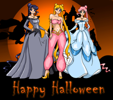 Halloween Contest - Children-of-Serenity by nads6969