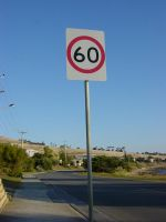 Speed limit sign by ashzstock
