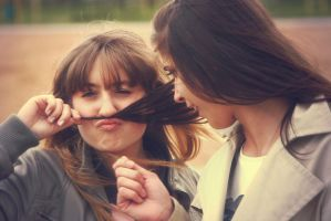 mustache =) by FoXsPhotos