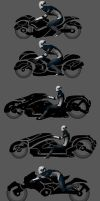 Bike Concepts by CatalanoMedia