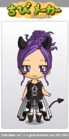 ChibiMaker lust by Antidotethelizard