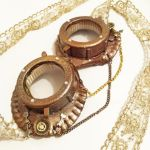 Steampunk Goggles by NBetween
