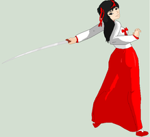 Hanbok Fighter 2 by frapioca16