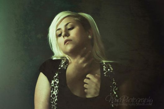 My Body Is A Cage by NanaPHOTOGRAPHY