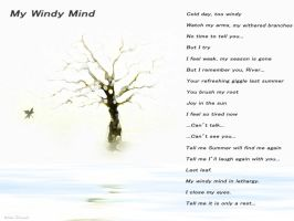 My Windy Mind by altergromit
