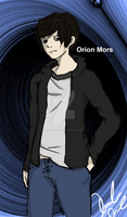 Orion Mors by Squall-Kaihane