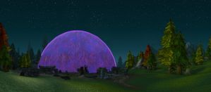 Dalaran, Under the Bubble by Lost-In-Concept