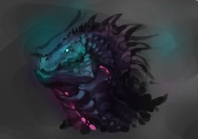 Dragon by gkrit