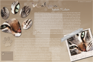 Howrse Layout 32 by crystalcleargfx