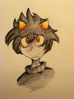 .:These Blood Red Eyes:. by CelestialTabris