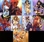 Sketch Card Commissions 2 by Axebone
