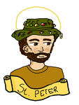 St. Peter by RedOctoberRising