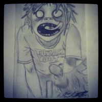 Another cute 2D picture...he is my obsession by nicolebertrand