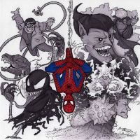 Villains of the Spider by The4thLantern
