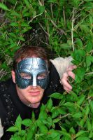 Medival - Hiding In Bushes 3 by fervalosious-stock