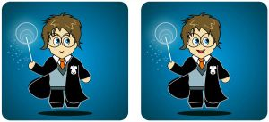 Harry Potter by nicoletaionescu