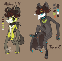 Nabyd and Tech by Simonetry