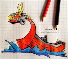King of Red Lions by Asreth